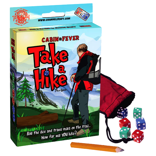 Take A Hike game